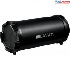 Акустическая система CANYON Portable Bluetooth Speaker Black (CNE-CBTSP5)