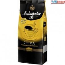 Кофе AMBASSADOR 1000Г CREMA (ЕВРОПА) В ЗЕРНАХ (coffe-nb-00000000266)