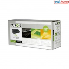 Картридж PATRON CANON E16 EXTRA (для FC/PC copiers) (CT-CAN-E16-PN-R)