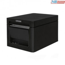 Принтер чеков Citizen CT-E351 Ethernet, USB, Black (CTE351XEEBX)