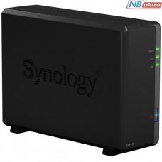 Cетевая система хранения данных NAS Synology DS118