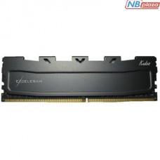 Модуль памяти для компьютера DDR3L 8GB 1600 MHz Black Kudos eXceleram (EKBLACK3081611LA)