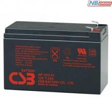 Батарея к ИБП CSB 12В 7.2 Ач (GP1272F2)