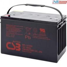 Батарея к ИБП CSB 12В 100 Ач (GPL121000)