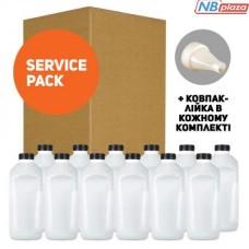 Тонер HP LJ 10 кг (12x833 г) SERVICE PACK (P1005/1606) HG (HG361-10SP)