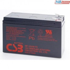 Батарея к ИБП 12В 9Ач CSB (HR1234WF2)
