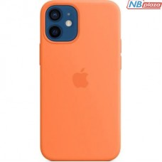 Чехол для моб. телефона Apple iPhone 12 mini Silicone Case with MagSafe - Kumquat (MHKN3ZE/A)