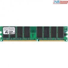 Модуль памяти для компьютера DDR SDRAM 1GB 400 MHz Hynix (HYND7AUDR-50M48 / HY5DU12822)
