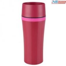 Термокружка TEFAL TRAVEL MUG FUN 0,36 л малиновая (K3072114 rose)