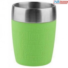 Термокружка TEFAL TRAVEL CUP 0.2L silver/lime (K3080314)