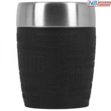 Термокружка TEFAL TRAVEL CUP 0.2L silver/black (K3081314)
