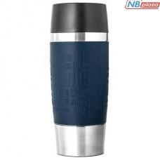 Термокружка TEFAL TRAVEL MUG 0,36 л синяя (K3082114 blue)