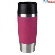 Термокружка TEFAL TRAVEL MUG 0,36 л розовая (K3087114 rose)