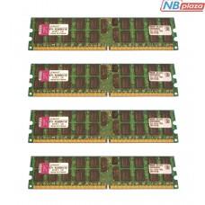 KTH-RX3600K4/16G Оперативная память Kingston 16GB Kit (4 x 4GB) DDR2-533MHz ECC Reg CL4 for HP/Compaq AB566A