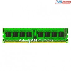 KVR1066D3N7K2/2G Оперативная память Kingston 2GB (2 x 1GB Kit) DDR3-1066MHz