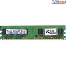 Модуль памяти для компьютера DDR2 2GB 800 MHz Samsung (M378B5663QZ3-CF7 / M378T5663QZ3-CF7)