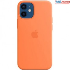 Чехол для моб. телефона Apple iPhone 12 mini Silicone Case with MagSafe - Kumquat (MHKN3ZM/A)