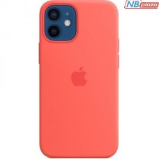 Чехол для моб. телефона Apple iPhone 12 mini Silicone Case with MagSafe - Pink Citrus (MHKP3ZE/A)