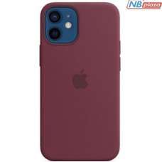 Чехол для моб. телефона Apple iPhone 12 mini Silicone Case with MagSafe - Plum (MHKQ3ZE/A)