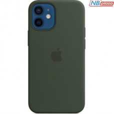 Чехол для моб. телефона Apple iPhone 12 mini Silicone Case with MagSafe - Cypress Green (MHKR3ZE/A)
