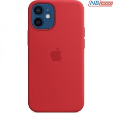 Чехол для моб. телефона Apple iPhone 12 mini Silicone Case with MagSafe - (PRODUCT)RED (MHKW3ZE/A)