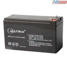 Батарея к ИБП Matrix 12V 9AH (NP9-12)