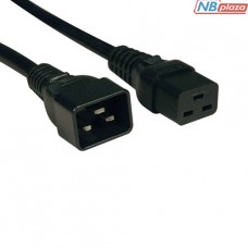 P036-002 Шнур питания Tripp Lite с разъемами IEC-320-C19 to IEC-320-C20, 0.6 м