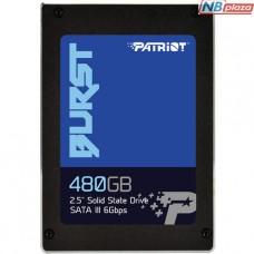 Накопитель SSD 2.5'' 480GB Patriot (PBU480GS25SSDR)