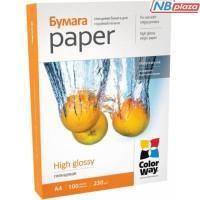 Бумага ColorWay A4 (PG230100A4)