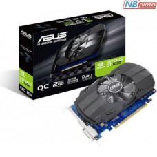 Видеокарта ASUS GeForce GT1030 2048Mb OC (PH-GT1030-O2G)