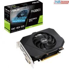Видеокарта ASUS GeForce GTX1650 4096Mb PH OC D6 P (PH-GTX1650-O4GD6-P)
