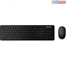 Комплект Microsoft Atom Desktop Bluetooth Black (QHG-00011)