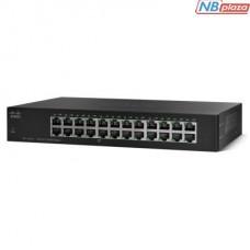 Коммутатор сетевой Cisco SF110-24-EU