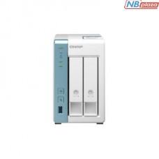 Cетевая система хранения данных NAS QNap TS-231P3-2G