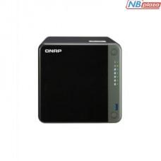 Cетевая система хранения данных NAS QNap TS-453D-4G