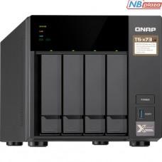 Cетевая система хранения данных NAS QNap TS-473-4G