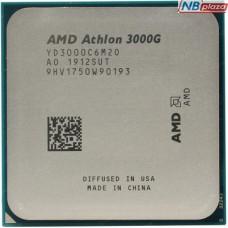 Процессор AMD Athlon  3000G (YD3000C6M2OFB)